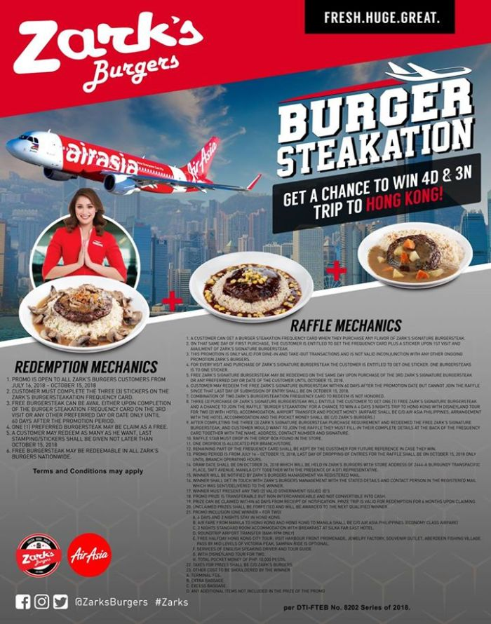 Zark's Burger Steakation Mechanics