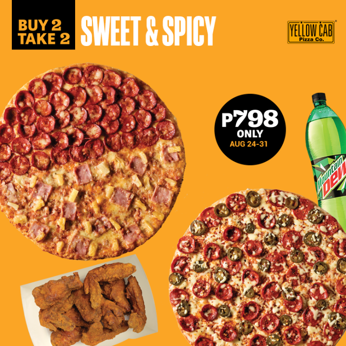 buy 2 take 2 sweet and spicy aug24-31