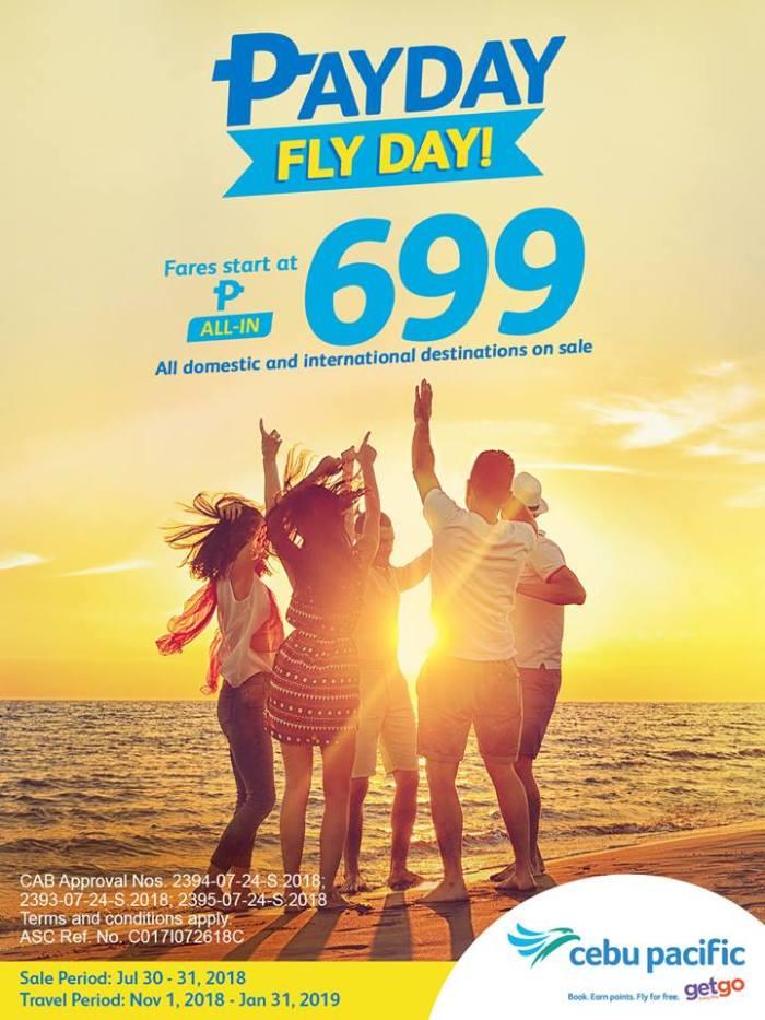 cebu pacific payday flyday