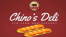 Chinos Deli 4th Year Anniversary Promo FI