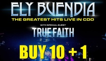 Ely Buendia live in CDO 10 Plus 1 FI