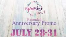 Espressini Cafe 1st Anniversary Promo extended FI