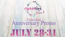Espressini Cafe 1st Anniversary Promo extended FI