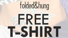Folded & Hung 20th Anniversary Treat FI