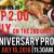 Hungry Plate Anniversary Promo FI