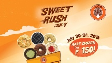 J.CO Sweet Rush July FI