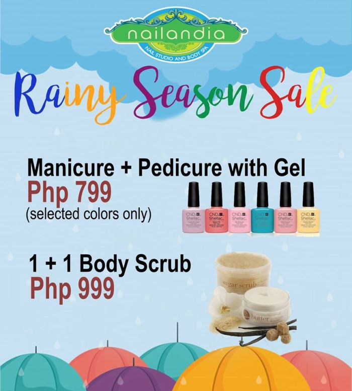 Nailandia Rainy Season sale