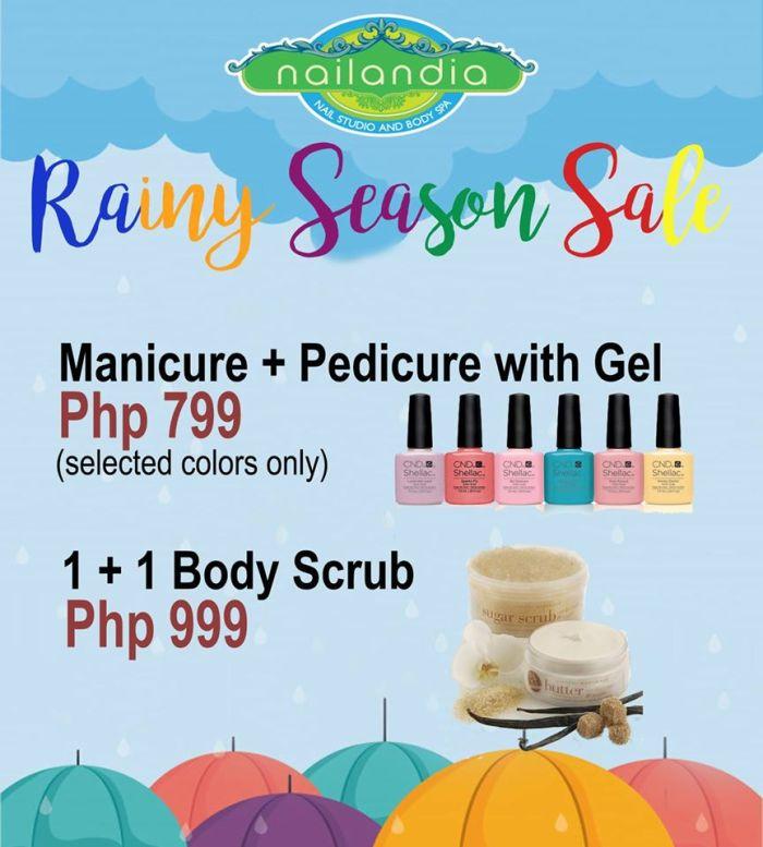 Nailandia Rainy Season sale