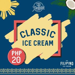Nenecitas Sorbetes Ice Cream Month Promo classic ice cream