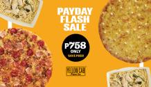 yellow cab july payday flash sale FI