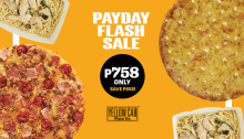 yellow cab july payday flash sale FI