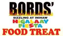 Bords Sizzling at Inihaw Higalaay Fiesta Food Treat FI
