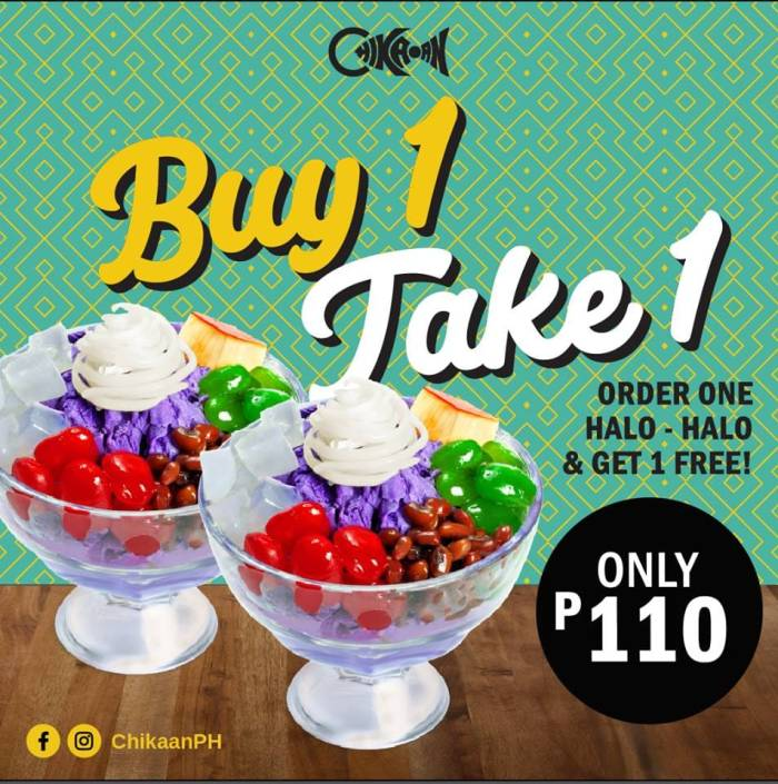 Chikaan sa Cagayan de Oro Buy 1 Take 1