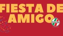 Pizzarella Fiesta De Amigo FI