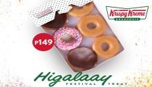 Krispy Kreme Higalaay Festival Treat FI