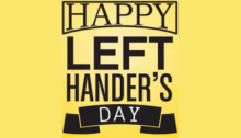 Leftys Chick-N-Chops Left Handers Day FI