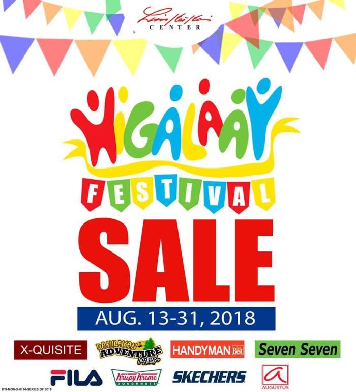 Limketkai Mall Higalaay Festival Sale