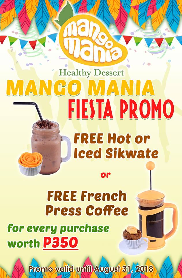 MangoMania Fiesta Promo