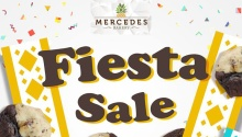 Mercedes Bakery Fiesta Sale FI