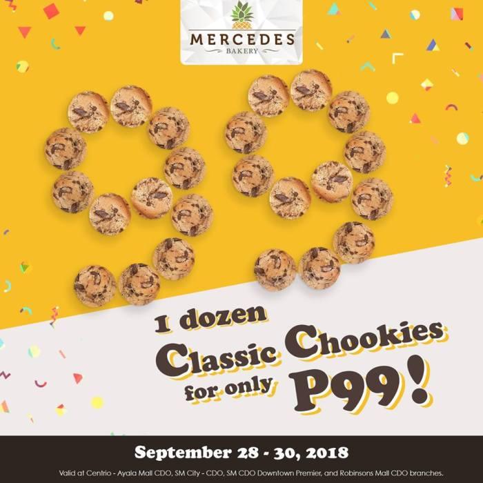 Mercedes Bakery Payday Sale Sept28-30