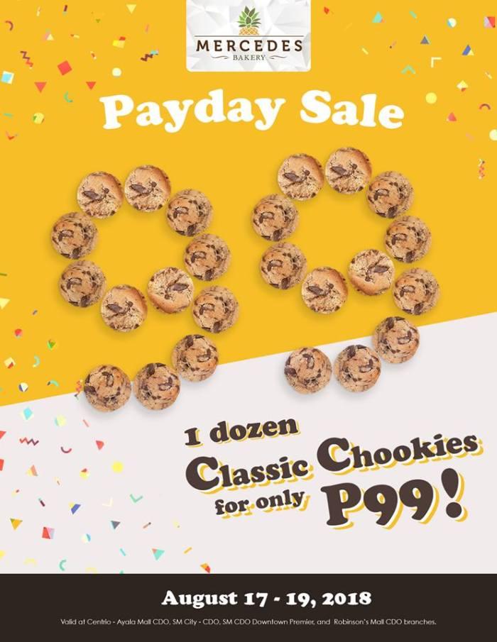 Mercedes Bakery Payday Sale