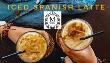 New Iced Spanish Latte Promo at Mai Crafts Boutique Cafe FI