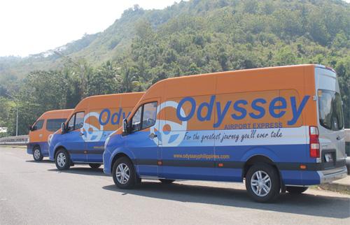 Odyssey Van