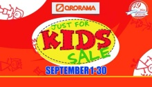Ororama Just For Kids Sale FI