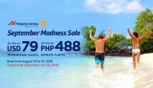 PAL september madness sale FI