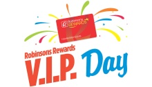 Robinsons Rewards VIP Day FI