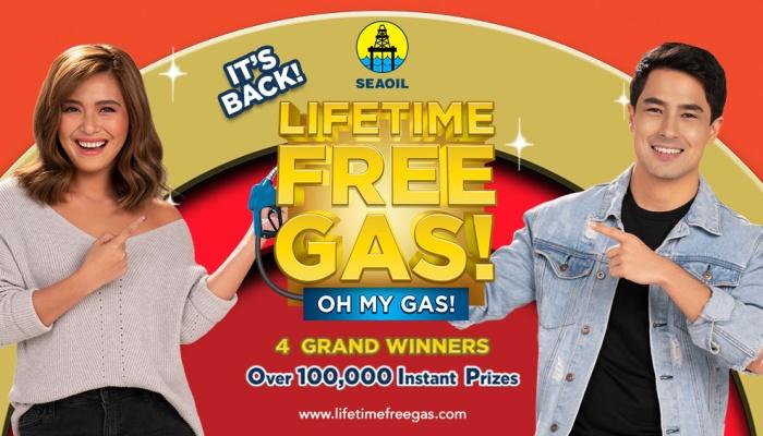 seaOil Lifetime Free Gas FI
