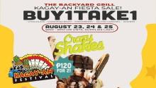 The Backyard Grill Kagay-an Fiesta Sale FI