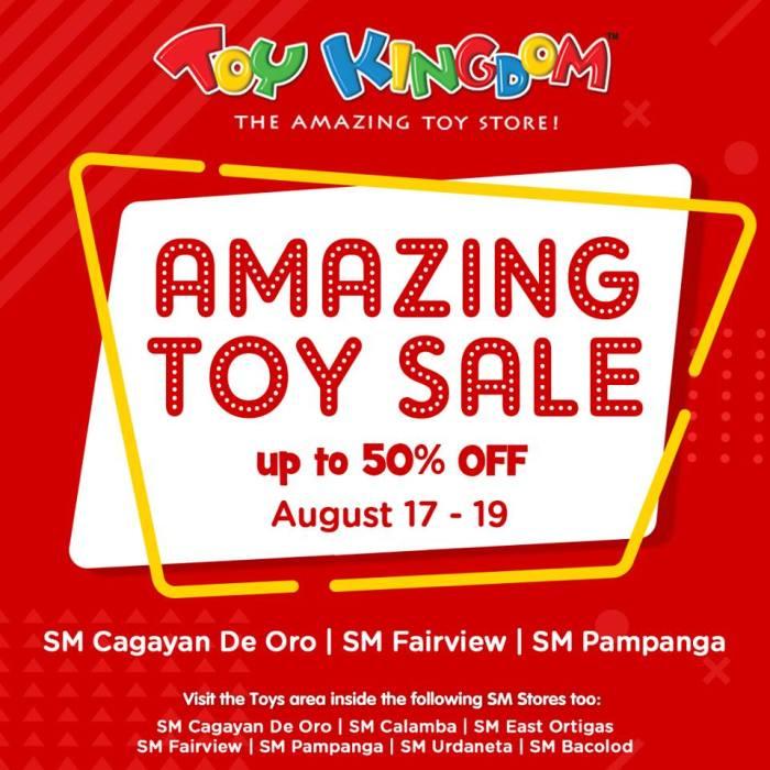 Toy Kingdom Amazing Toy Sale