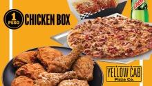 Yellow Cab 1 Peso Chicken Box FI
