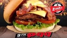 Zarks Burgers 9th Anniversary FI