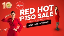 air asia red hot piso sale FI