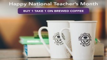 CBTL Happy National Teachers Month FI