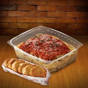 Classic Spaghetti Platter