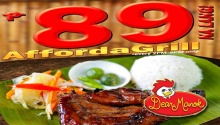 Dear Manok AffordaGrill promo FI