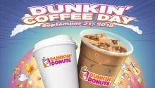 Dunkin Donuts Coffee Day FI