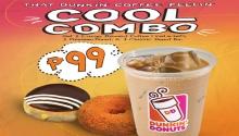 Dunkin Donuts Cool Combo FI