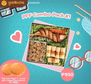 goldilocks PFF Combo Pack