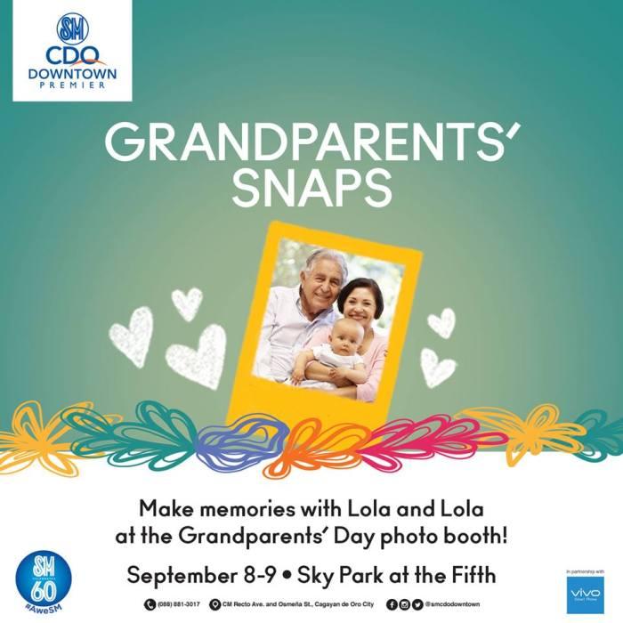 Grandparent's snaps