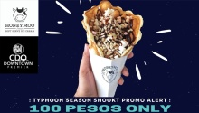 Honeymoo CDO Typhoon Season Shookt Promo FI