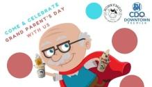 Honeymoo Grandparent's Day Treats