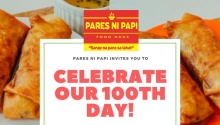 Pares Ni Papi 100th Day Celebration FI
