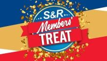 SandR Members Treat FI