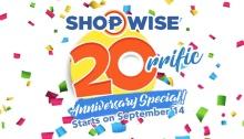 Shopwise 20riffic FI