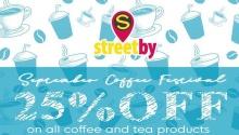 StreetBy September Coffee Festival FI