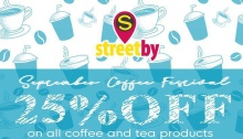 StreetBy September Coffee Festival FI